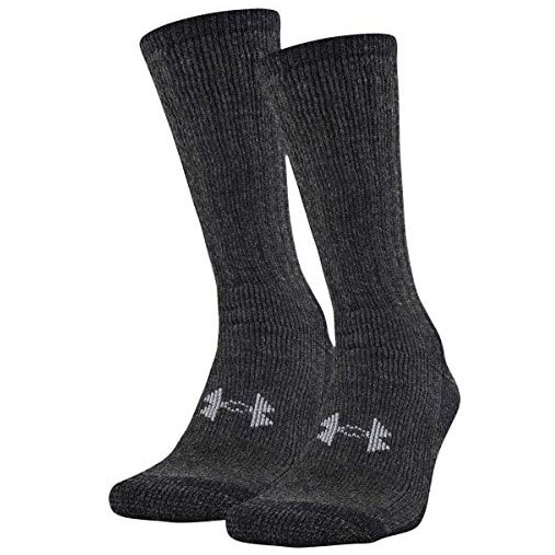 Under Armour Adult Hitch Coldgear Boot Socks, 2-Pairs Now .24 (Was .99)