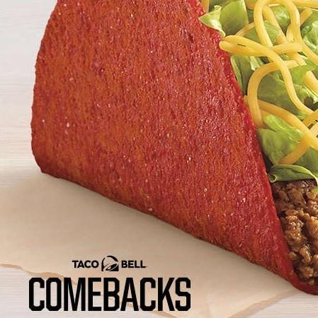 FREE Taco Bell Flamin Hot Doritos Locos Taco TODAY