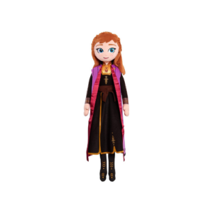 Disney Frozen 2 34-Inch Jumbo Singing Light Up Plush Anna Now .80 (Was .99)