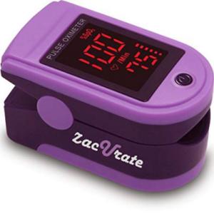 Zacurate Fingertip Pulse Oximete Now .30 (Was .95)