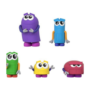 Fisher-Price StoryBots Figure Pack Now .97 (Was .99)