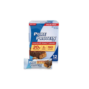Pure Protein Bars 1.76oz, 12 Pack Now .66 (Was .59)