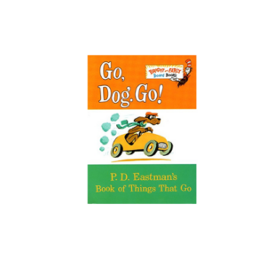 Go, Dog. Go!: P.D. Eastman's Book of Things That Go Now .98 (Was .99)