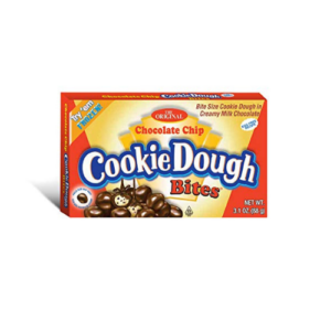 Cookie Dough Bites Chocolate Chip Pack of 12 Now .65 (Was .48)