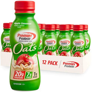 Premier Protein Shake with Oats 12 Pack Now .52 (Was .99)