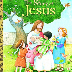 The Story of Jesus (Little Golden Book) Now .99 (Was .99)