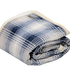 Eddie Bauer Throw Blanket-Reversible Sherpa Cover Now .72 (Was .00)