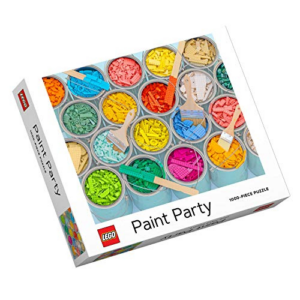 LEGO Paint Party Puzzle Now .08 (Was .95)