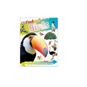 DKfindout! Birds Now .59 (Was .99)