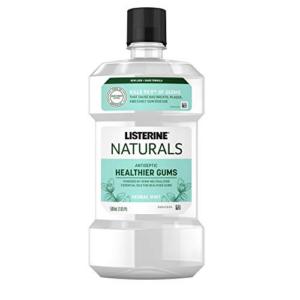 Listerine Naturals Enamel Repair Mouthwash Now .03 (Was .37)