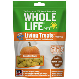 Whole Life Pet Products Probiotic Dog Treats 3 Ounce Now .94 (Was .99)