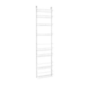 ClosetMaid 1233 Adjustable 8-Tier Wall and Door Rack Now .99 (Was .28)
