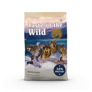 Taste of the Wild Dry Dog Food With Roasted Fowl Now .18 (Was .99)