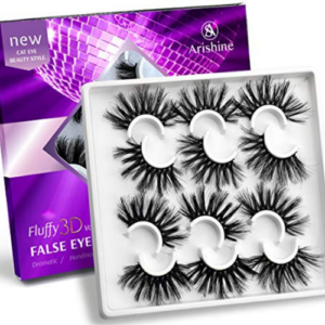 Arishine Faux Mink Eyelashes Now .99 (Was .99)