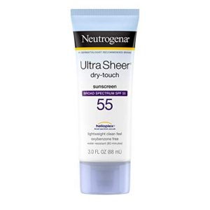 Neutrogena Ultra Sheer Dry-Touch Sunscreen Lotion 3 fl. oz Now .08 (Was .50)