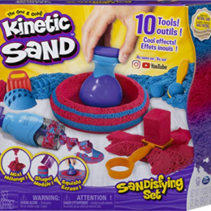 Kinetic Sand, Sandisfying Set with 2lbs of Sand Now .99 (Was .99)