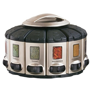 KitchenArt Select-A-Spice Auto-Measure Carousel Now .99 (Was .95)