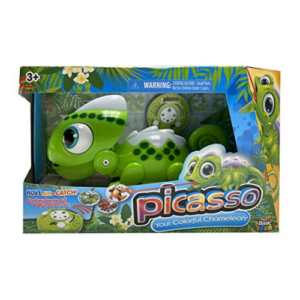 Basic Fun Anipets - Picasso: The Colorful Robo Chameleon Now .40 (Was .99)