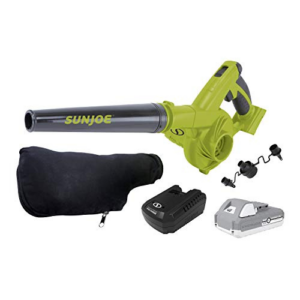Sun Joe Max Cordless Rechargeable Multi-Purpose Workshop Blower Now .99 (Was .56)