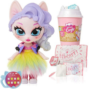 Kitten Catfé Purrista Girls Doll Figures Series 1 Now .99 (Was .99)