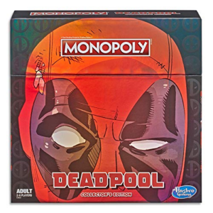 Monopoly Game: Marvel Deadpool Collector's Edition Now .99 (Was .99)