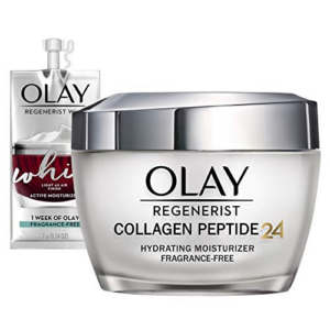 Olay Regenerist Collagen Peptide 24 Face Moisturizer Now .97 (Was .99)
