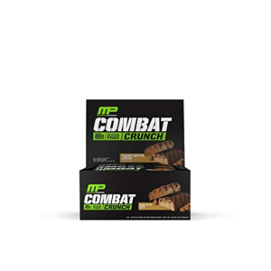 MusclePharm Combat Crunch Protein Bar 12 Count Now .28 (Was .53)