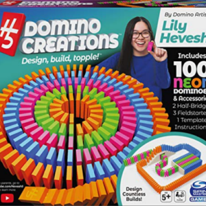 Spin Master Games H5 Domino Creations Now .49 (Was .99)