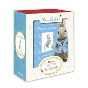 Peter Rabbit Book and Toy Now .98 (Was .99)