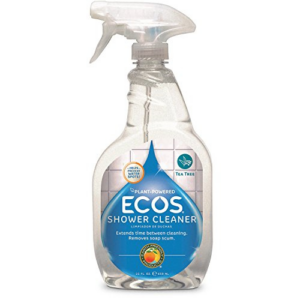 ECOS® Non-Toxic Shower Cleaner with Tea Tree Oil, 22oz Now .08 (Was .10)