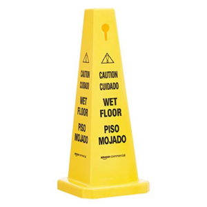 AmazonCommercial Floor Safety Cone Now .27 (Was .49)
