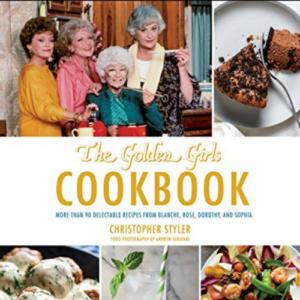 Golden Girls Cookbook Now .00 (Was .99)