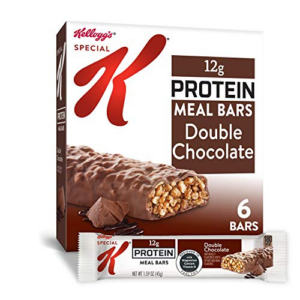 Special K Protein Meal Bars, Double Chocolate, 9.5 oz 6 Count Now .19 (Was .59)