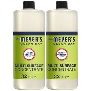 Mrs. Meyer's Clean Day Multi-Surface Cleaner Concentrate Now .37 (Was .98)