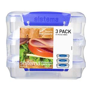 Sistema KLIP IT Collection Sandwich Box Now .99 (Was .35)