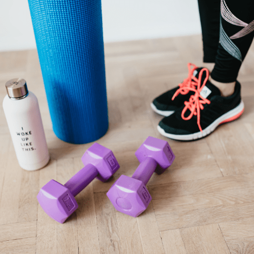 15 At Home Workout / Gym Essentials