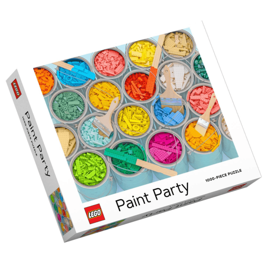LEGO Paint Party Puzzle Now .37 (Was .95)