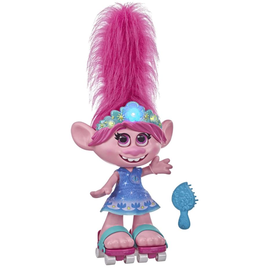 Trolls DreamWorks World Tour Dancing Hair Poppy Now .36 (Was .99)