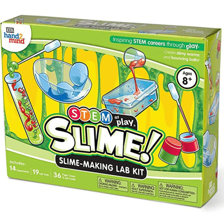 Hand2mind Slime Science Kit Now .92 (Was .95)
