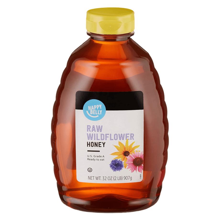 Happy Belly Raw Wildflower Honey 32 oz Now $6.60 (Was $9.52)