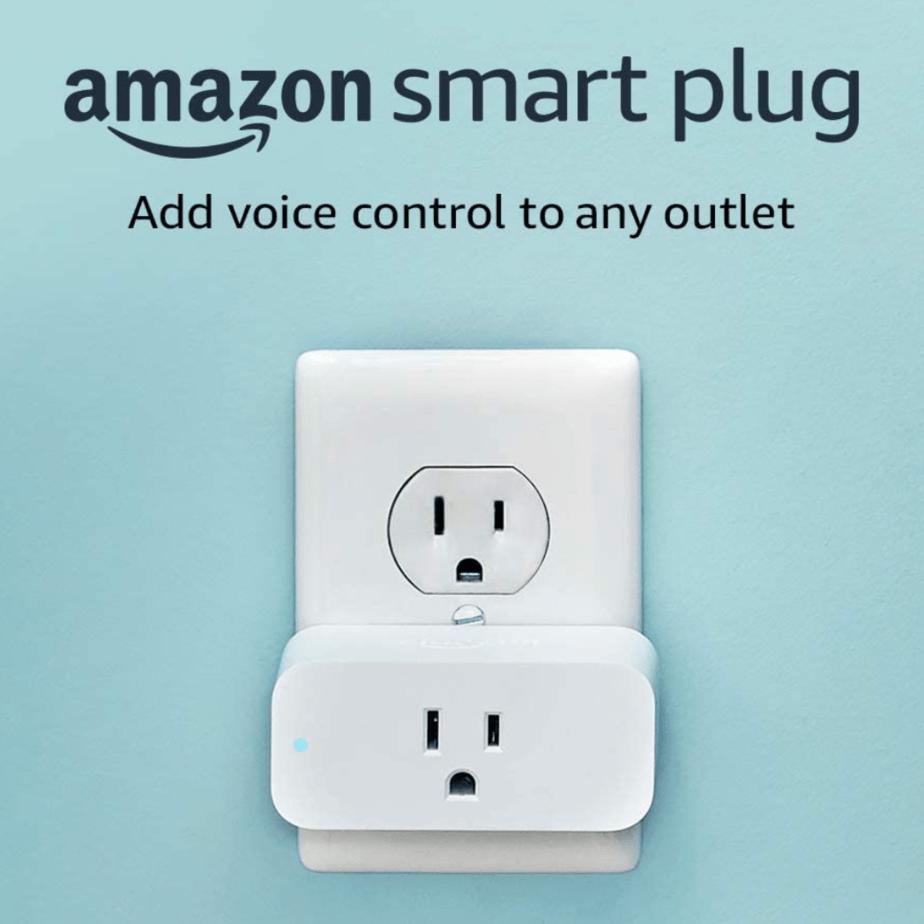 Amazon Smart Plug Now .99 (Was .99)