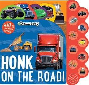 Discovery: Honk on the Road! (10-Button Sound Books) Now .52 (Was .99)