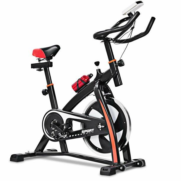 Costway Exercise Bicycle Indoor Bike Now 9.99 (Was 0)