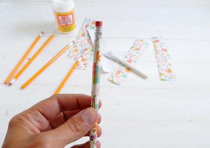 Easy Home Made Teacher Gift Ideas