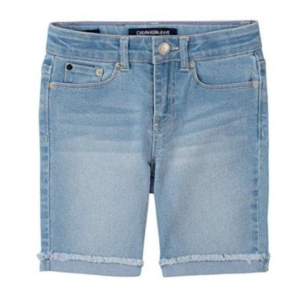Calvin Klein Girls' Little Bermuda Short Now .79 (Was .50)