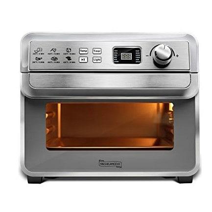 Michelangelo Air Fryer Toaster Oven Combo Now .99 (Was 9.99)