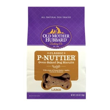 Old Mother Hubbard Classic Baked Dog Treats, Large, 3.5 Pound Bag Now .74