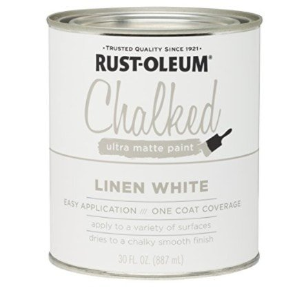Rust-Oleum Ultra Matte Interior Chalked Paint 30oz Can Now .88 (Was .99)