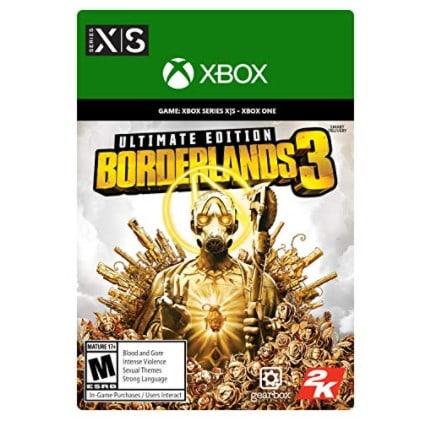 Borderlands 3 Ultimate Edition - Xbox  [Digital Code] Now .00 (Was .99)