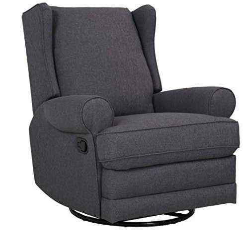 Ravenna Home Manning Swivel Base Recliner Now 2.01 (Was 0.43)